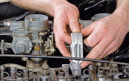 Mercedes Benz Wartung Reparatur