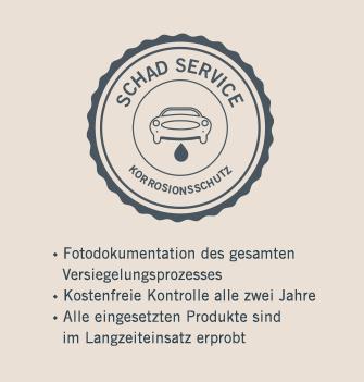 SCHAD Service Korrosionsschutz